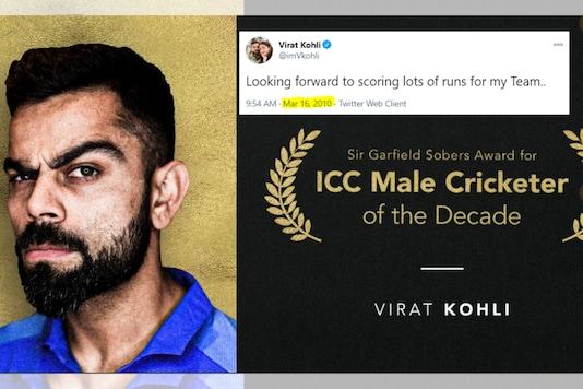Virat Kohli / ICC image.