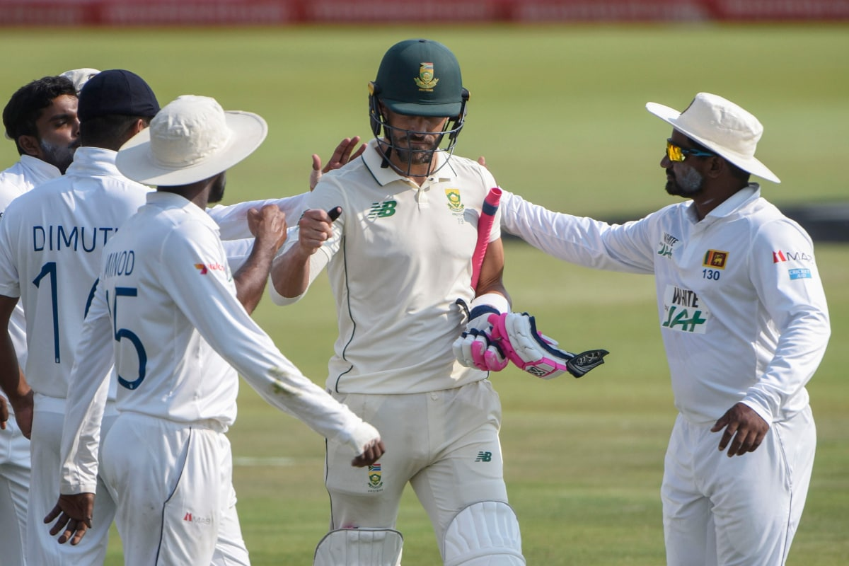 Faf du Plessis Preparing For Unexpected Test Series In Pakistan