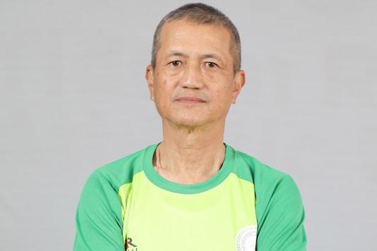 TRAU FC head coach Nandakumar Singh (Photo Credit: AIFF Media)