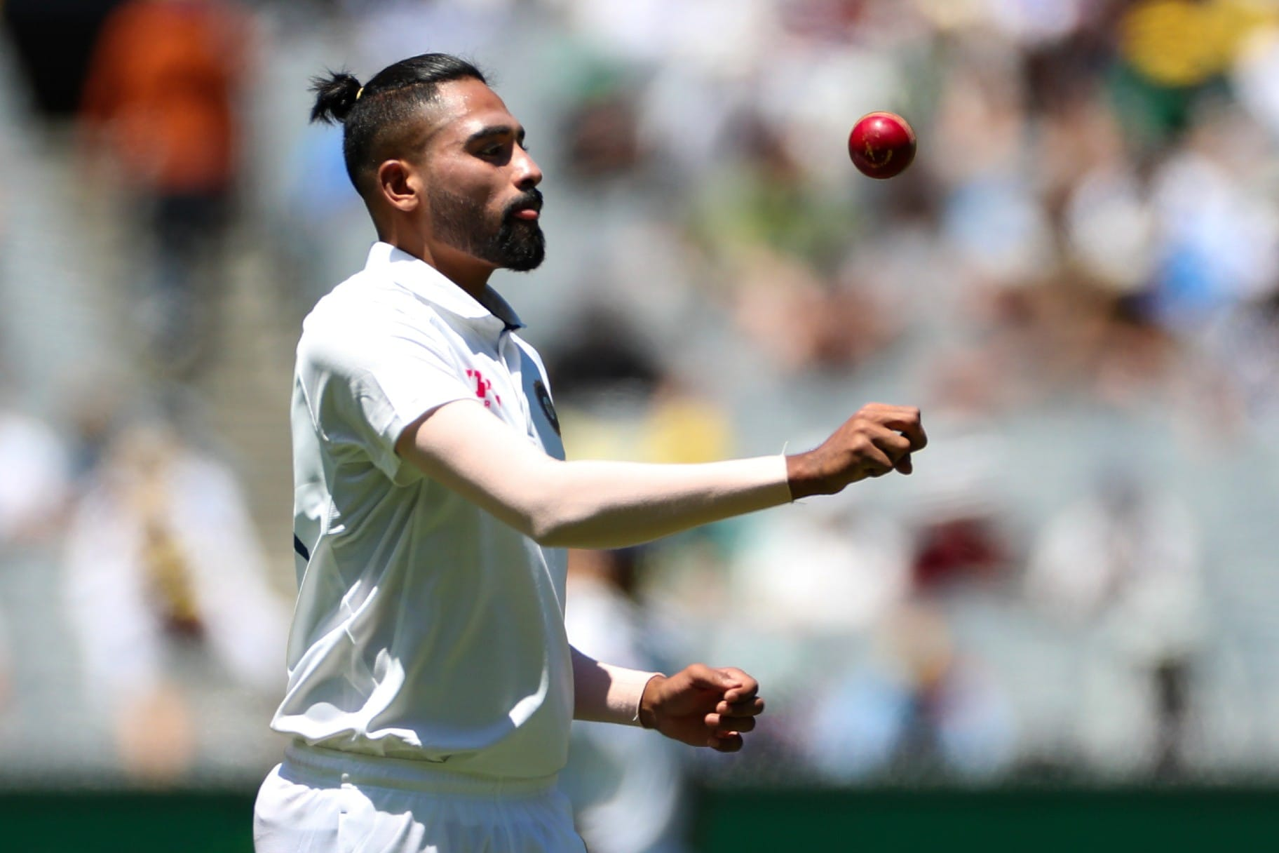 India vs Australia: With Jasprit Bumrah Injured, Two-Test Old Mohammed Siraj Could be the Unlikely Leader of India's Pace Battery at Brisbane