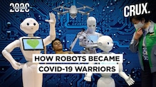 How Robots Aided Humans In The Fight Against Coronavirus Around The World