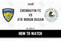 ISL 2020-21: How to Watch Chennaiyin FC vs ATK Mohun Bagan FC Today's Match on Hotstar, JioTV Online