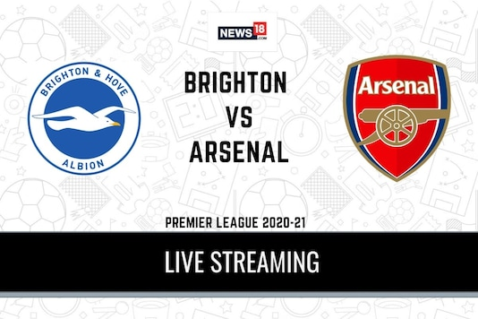 Premier League 2020-21 Brighton and Hove Albion vs Arsenal LIVE Streaming