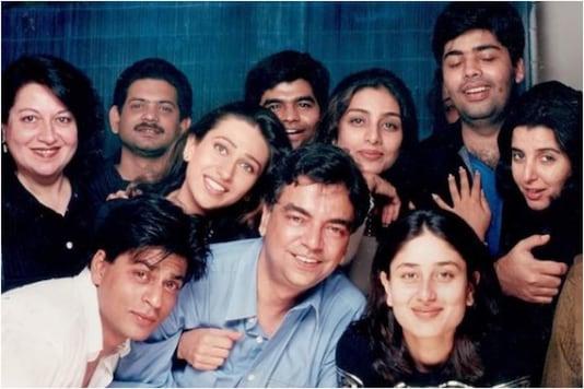 Bollywood throwback pic