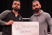 WWE Wrestler Sunil Singh Supports Farmers' Protest, Calls it 'Largest Protest in Human History'