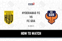 ISL 2020-21: How to Watch Hyderabad FC vs FC Goa Today's Match on Hotstar, JioTV Online