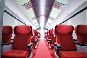 Sneak Peek Into Indian Railways' New Vistadome Tourist Coaches
