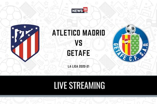 La Liga: Atletico Madrid vs Getafe