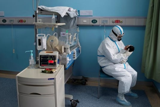 A medical worker in a PPE kit | Image for representation | Credit: Reuters