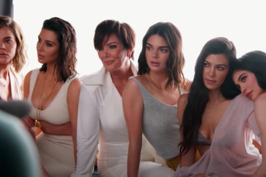 Keeping up with the Kardashians | Image credit: YouTube