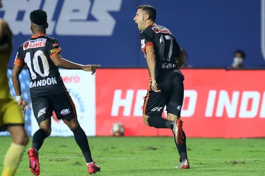 ISL 2020-21: FC Goa beat Hyderabad FC 2-1 (Photo Credit: ISL)