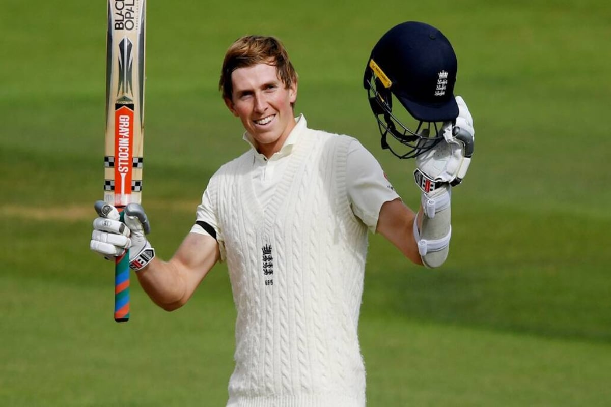India vs England: Zak Crawley a Doubt for First Test After Suffering Wrist Injury