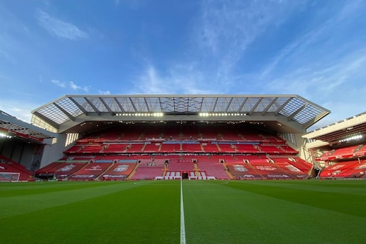 Anfield (Photo Courtesy: LFC Twitter)