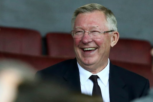 Sir Alex Ferguson (Photo Credit: AP)