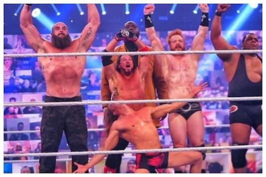 He Would be the Next One I'd Put my Money on: Hulk Hogan Picks WWE's Future Mega Star