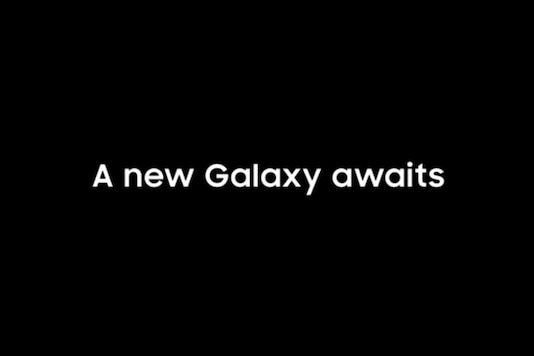Samsung teases new Galaxy S series smartphone.  (Image: YouTube / Samsung US)