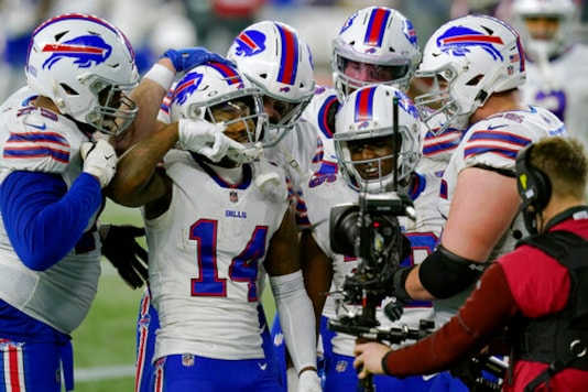 Bills' Dynamic Allen-Diggs Duo 'Just Scratching The Surface'