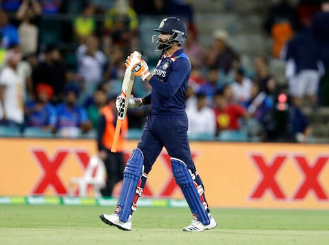 India Loses Jadeja To A Concussion For Final Two T20 Matches