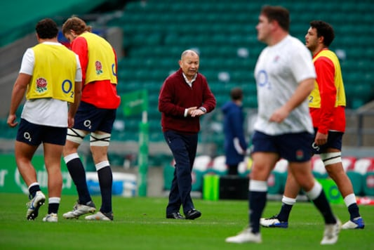 Jones Believes France Will Be Tough In Nations Cup Final