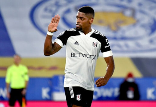Fulham Pay Tribute To Diop In 2-1 Win At Leicester In EPL