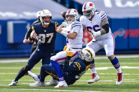 Bills Have Had Their Share Of Hair-raising 2nd-half Moments