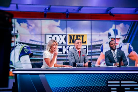 'Fox NFL Kickoff' Weathers Challenges Faced By Pregame Shows