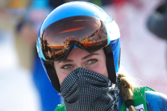 Shiffrin Seeks Slalom Win To End Her Life-changing Year