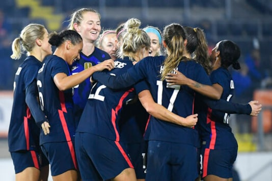 Kristie Mewis Persevered To Become Breakout US Star