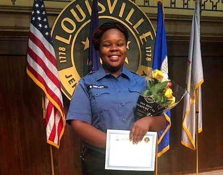 Officer In Breonna Taylor Case Fights Move To Fire Him