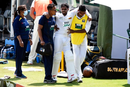 South Africa Heading For Victory Over Injury-hit Sri Lanka