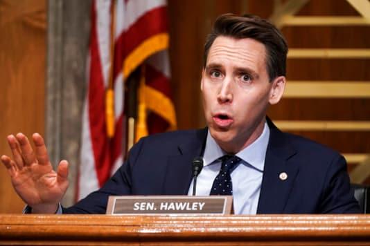 Walmart Apologizes For Tweet Calling Sen. Hawley Sore Loser