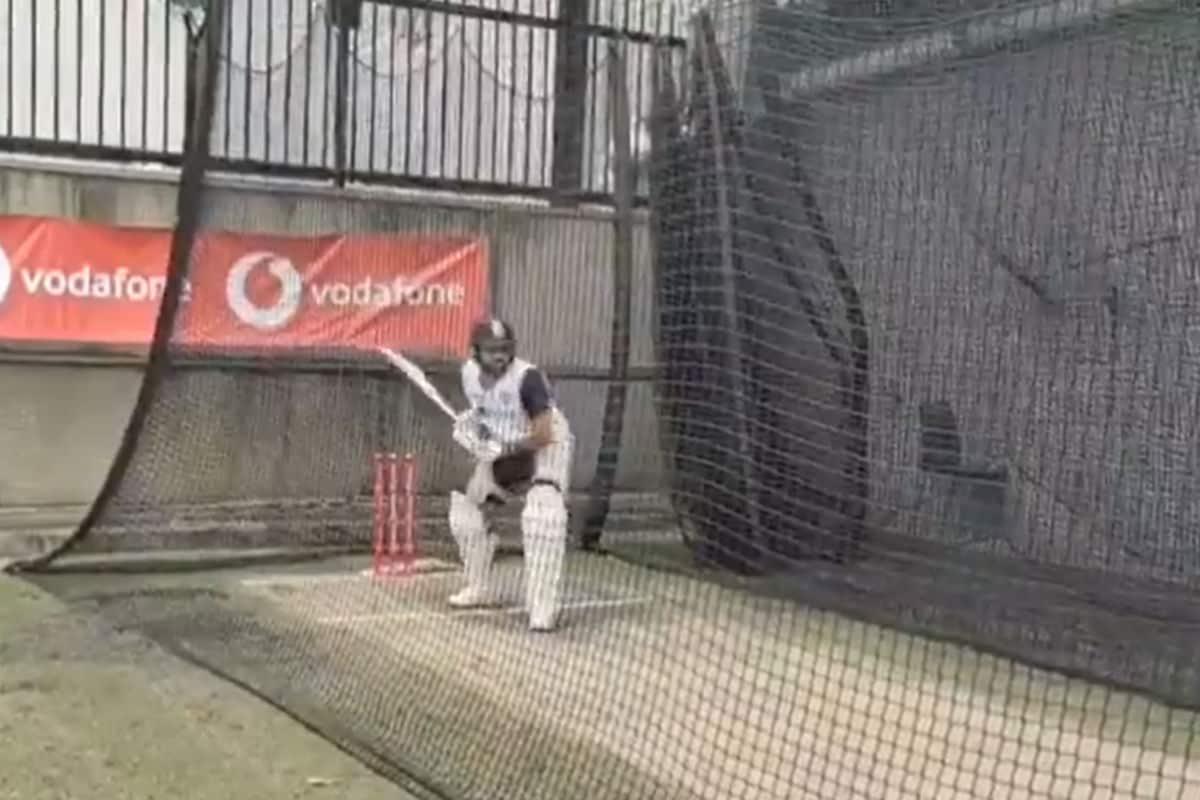 India vs Australia: WATCH - Rohit Sharma Makes Long-anticipated Return to Nets Ahead of Sydney Test