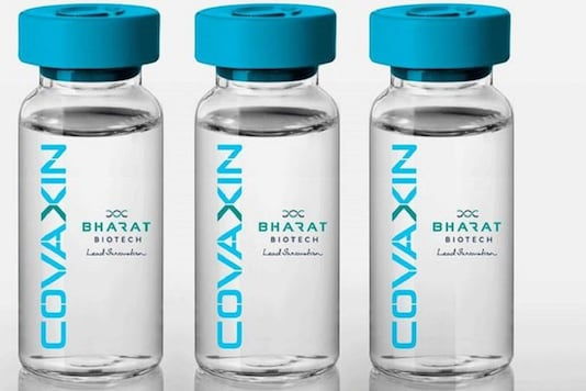 Covaxin has been developed by Hyderabad-based Bharat Biotech. (File photo)