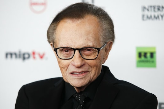 Talk Show Host Larry King, Hospitalised with Covid-19, Moved Out of ICU