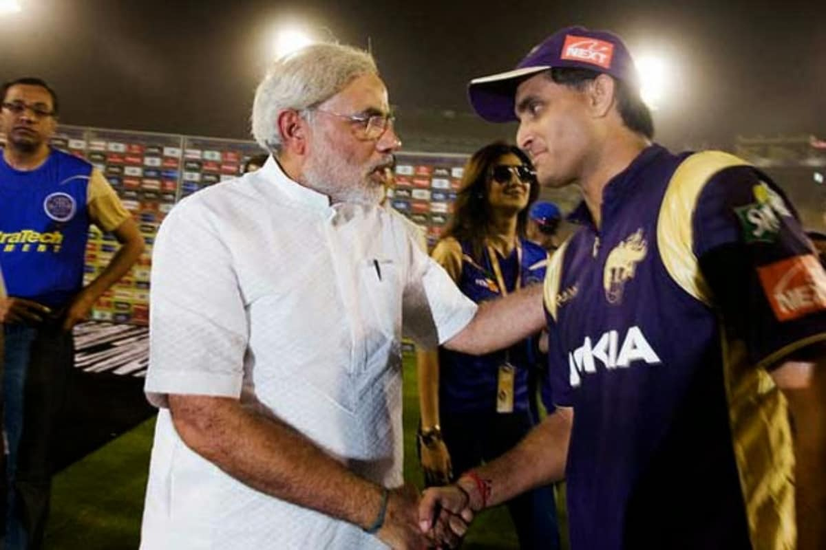 Prime Minister Narendra Modi Speaks to Sourav Ganguly, Wishes Him Speedy Recovery