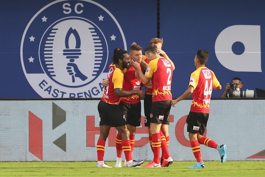 SC East Bengal (Photo Credit: ISL)