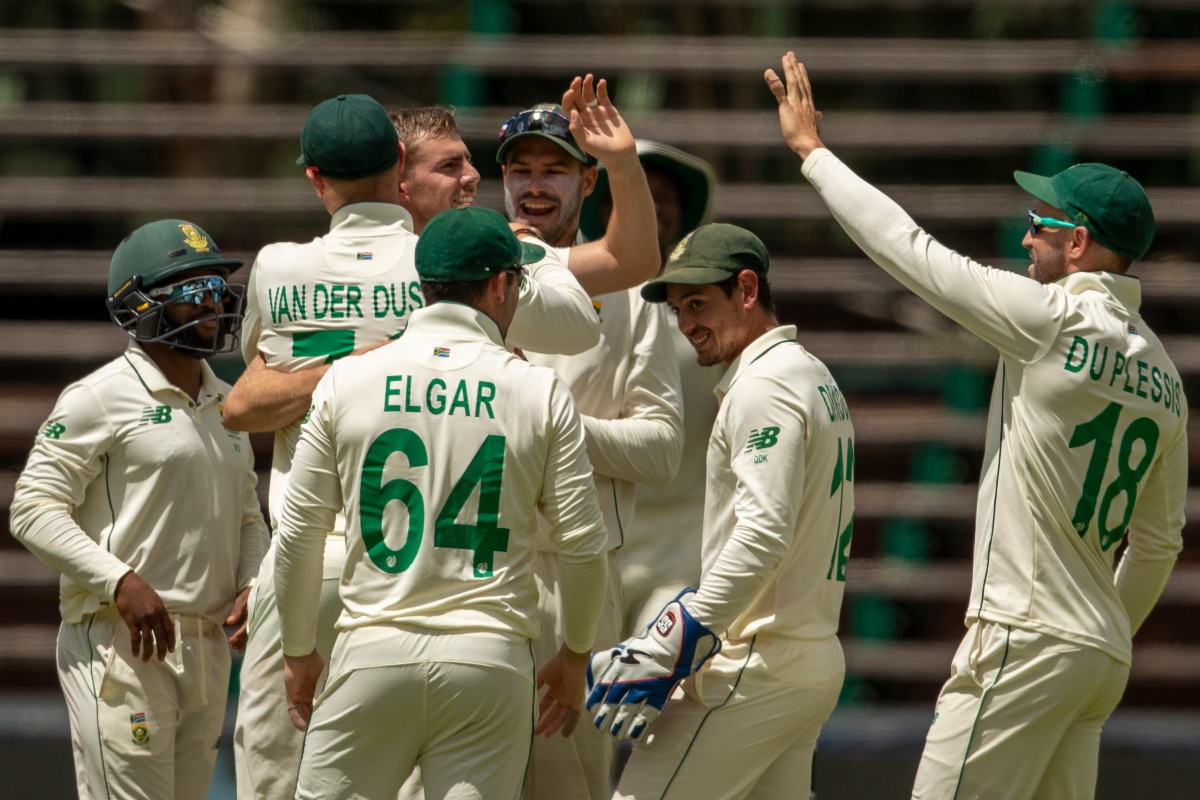 South Africa vs Sri Lanka: Anrich Nortje's Six-For Derails Sri Lanka on Day 1 in Johannesburg
