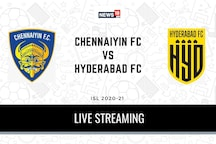 ISL 2020-21: Chennaiyin FC vs Hyderabad FC Match 47 Schedule and Match Timings: When and Where to Watch CFC vs HFC Telecast, Team News