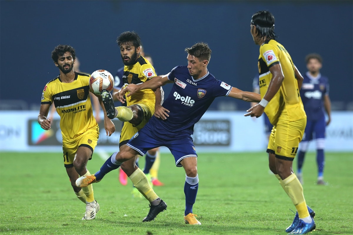ISL 2020-21 HIGHLIGHTS, Chennaiyin FC vs Hyderabad FC: Hyderabad Crush Chennaiyin 4-1