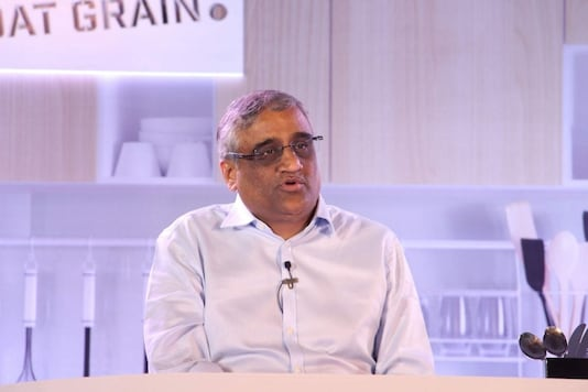 Kishore Biyani, CEO, Future Group and MD. (File photo)