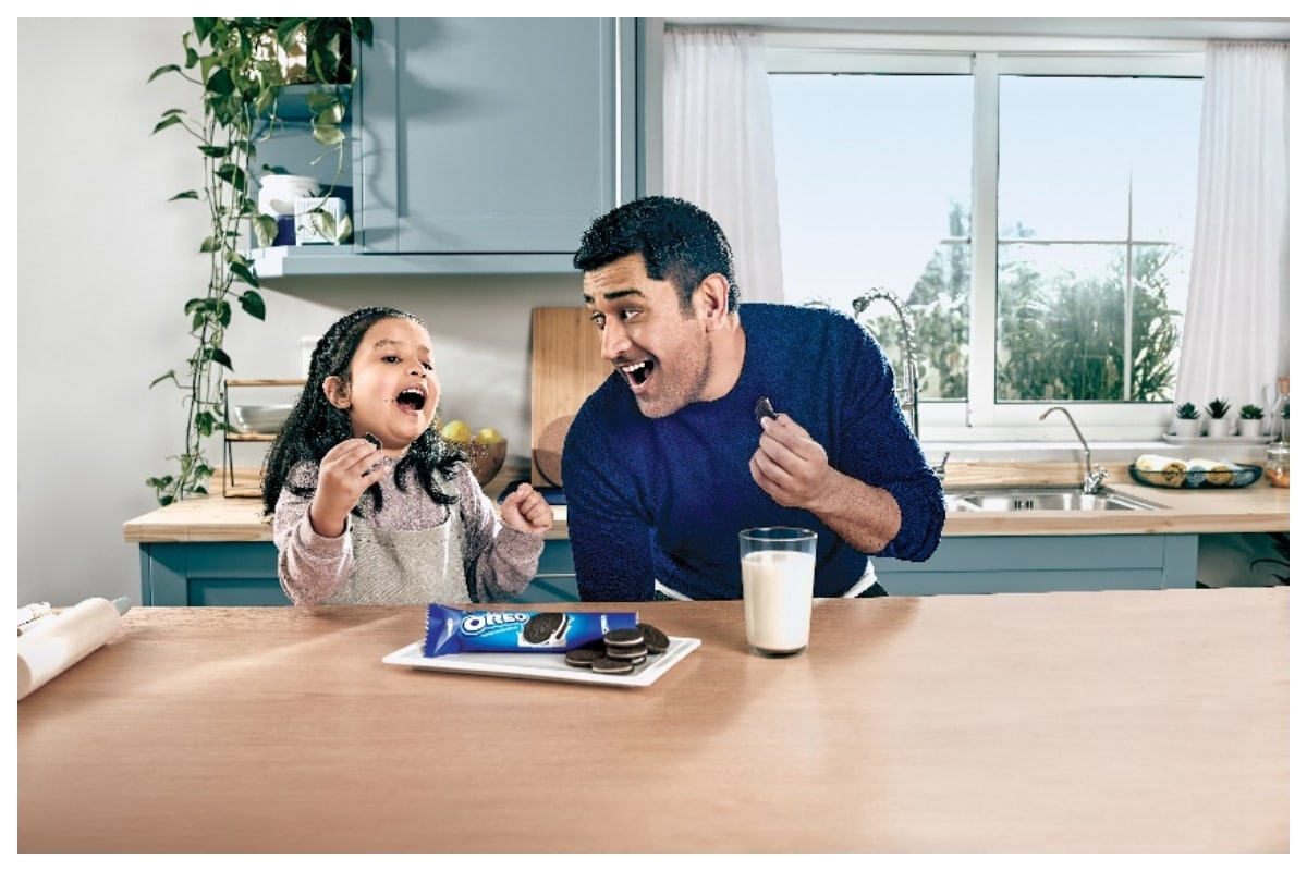 Ziva Dhoni's First TV Ad With Dad MS Dhoni Is Winning the Internet, Watch Video