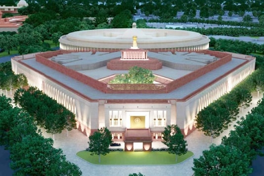 The Central Vista revamp includes a new triangular Parliament building with a seating capacity of 900 to 1,200 MPs.