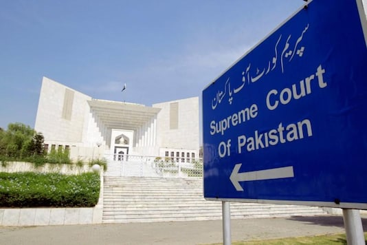 Supreme Court of Pakistan (Image: Reuters)