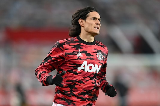 Edinson Cavani (Photo Credit: Reuters)