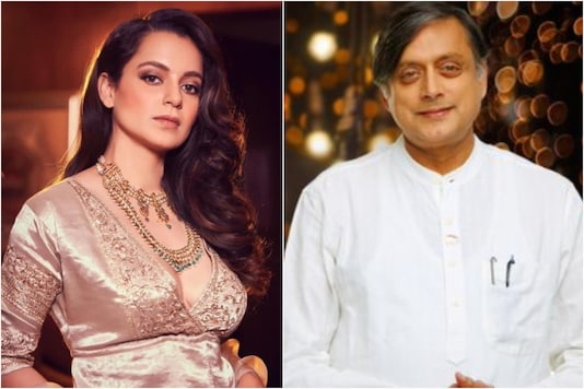 Shashi Tharoor Responds to Kangana Ranaut's Counter-argument: I'd Like Women to be as Empowered as You