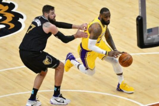 Los Angeles Lakers and Memphis Grizzlies (Photo Credit: AP)