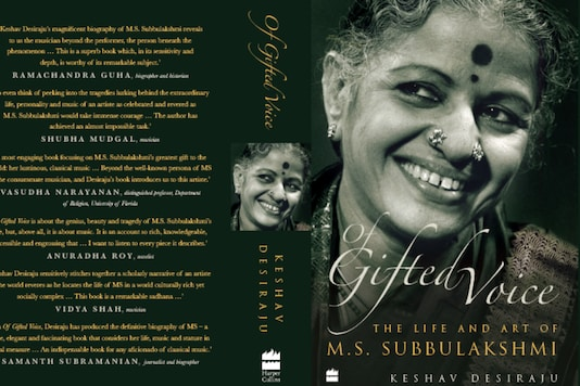 'Of Gifted Voice, The Life and Art of Subbulakshmi.