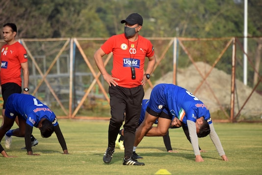 Sudeva Delhi FC (Photo Credit: AIFF)
