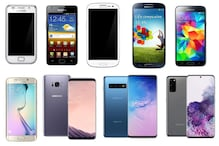 With Samsung Galaxy S21 Launching Today, Here's a Look at The Galaxy S Series Over The Years