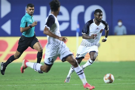ISL 2020-21 HIGHLIGHTS, SC East Bengal vs FC Goa: 10-man East Bengal Hold Goa to 1-1 Draw